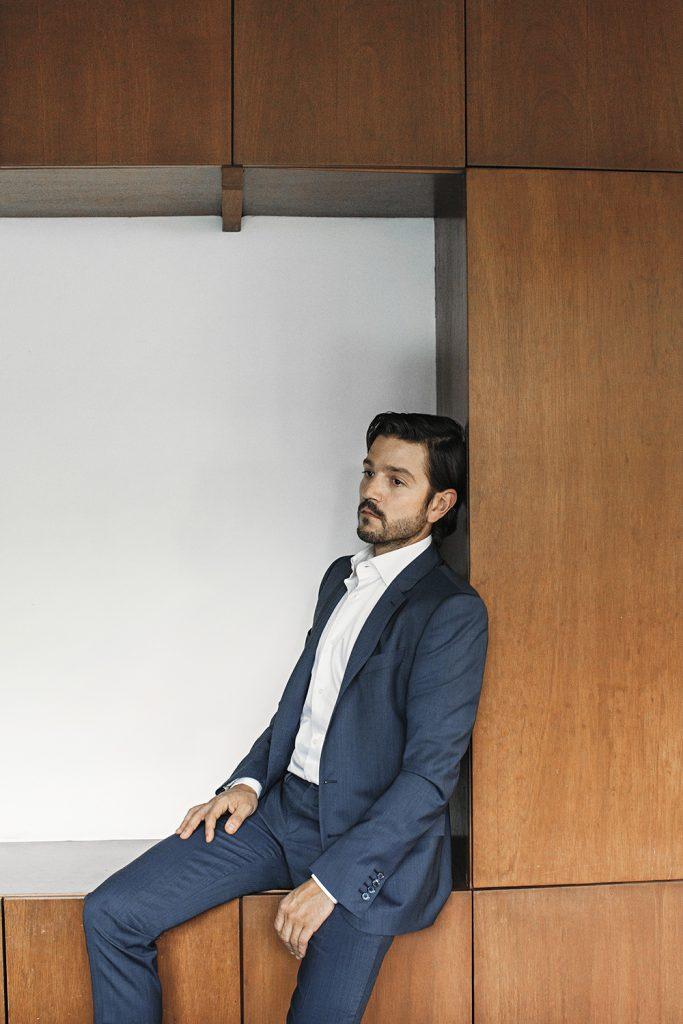 Diego Luna por Ashley Frangie